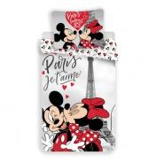 Povlečení Mickey a Minnie v Paříži