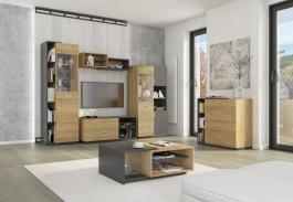 Obývací pokoj Vulcano A - výběr odstínů