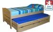 Dětská postel s přistýlkou Jesper P