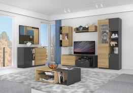 Obývací pokoj Vulcano B - výběr odstínů