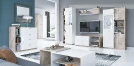 Obývací pokoj Vulcano F - výběr odstínů
