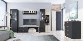 Obývací pokoj Vulcano D - výběr odstínů