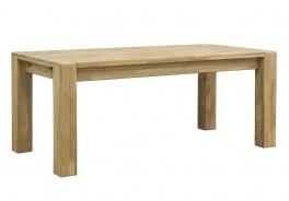 Masivní jídelní stůl s rozkládáním DUB 13 - dub