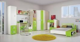 Dětský pokoj Relax F - výběr barev