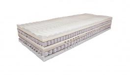 Luxusní zdravotní matrace Premium - 2 tuhosti