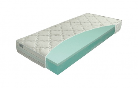 Luxusní zdravotní matrace VISCOGREEN Lux - 170 Kg