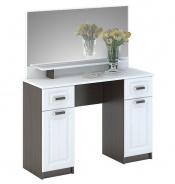 Toaletní stolek se zrcadlem PRAGA CT-900