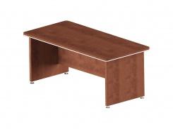 Psací stůl rovný Lorenc 180 - višeň
