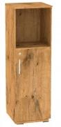 Nízká kombinovaná skříňka REA Office 30 + D2 (1ks) - lancelot - výběr dvířek