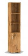 Úzká kombinovaná skříňka REA Office 50 + D2 (1ks) - lancelot - výběr dvířek