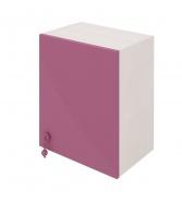 Závěsná skříňka Aurora, pravá - výběr odstínů