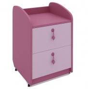 Noční stolek Aurora II - výběr odstínů