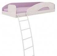 Horní postel se žebříkem Aurora, levá - výběr odstínů