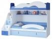 Dětská patrová postel Aurora I 90x200cm, pravá - výběr odstínů