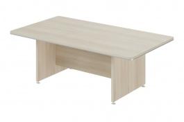 Jednací stůl Lorenc 220x120cm - akát světlý