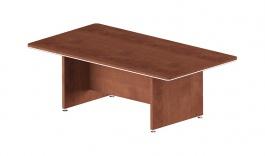 Jednací stůl Lorenc 220x120cm - višeň
