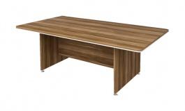 Jednací stůl Lorenc 220x120cm - ořech