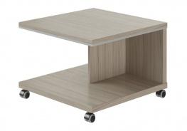 Mobilní konferenční stolek Lorenc - driftwood