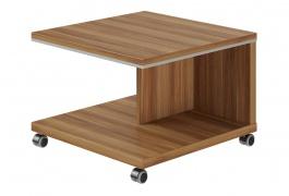 Mobilní konferenční stolek Lorenc - ořech