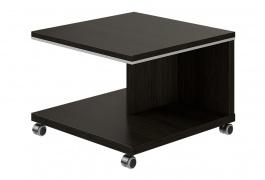Mobilní konferenční stolek Lorenc - wenge
