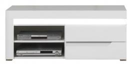 Televizní stolek Irma - bílý