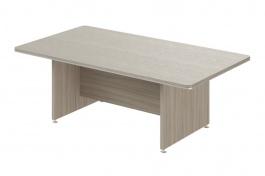 Jednací stůl Lorenc 220x120cm - driftwood