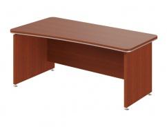 Psací stůl Lorenc 180x95cm levý - višeň