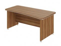 Psací stůl Lorenc 180x95cm pravý - ořech