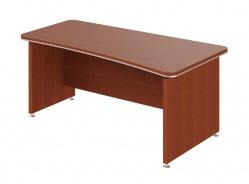 Psací stůl Lorenc 180x95cm pravý - višeň