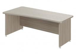Psací stůl Lorenc 200x100cm levý - driftwood