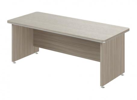 Psací stůl rovný Lorenc 200 - driftwood