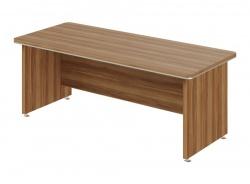 Psací stůl rovný Lorenc 200 - ořech