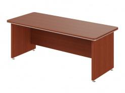 Psací stůl rovný Lorenc 200 - višeň