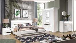 Ložnice Irma I - výběr rozměru postele