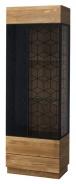 Vitrína 1-dveřová levá MOSAIC 10