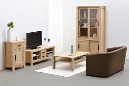 Obývací pokoj Hardy - dýha dub