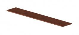 Horní obkladová deska Lorenc 247,4cm - višeň