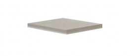 Horní obkladová deska Lorenc  47,8cm  - driftwood