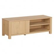 Televizní stolek Nando - dýha dub