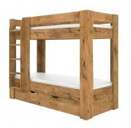 Dětská patrová postel REA Pikachu levá - lancelot
