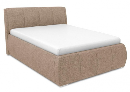 Čalouněná postel AVA Eamon Up 180x200cm - výběr potahů