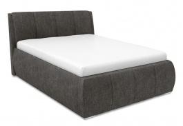 Čalouněná postel AVA Eamon Up 160x200cm - výběr potahů