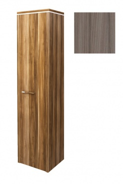 Policová skříň Lorenc  - driftwood