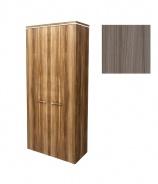 Policová skříň dvoudvéřová Lorenc - driftwood