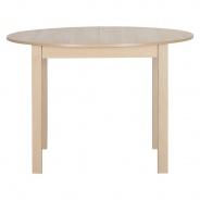 Kulatý jídelní stůl Nora - dub