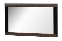 Zrcadlo PORTI P-80 dub čokoládový