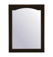 Zrcadlo Carlos - ořech tmavý