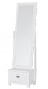 Zrcadlo stojící se zásuvkou MADISON 70
