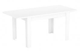 Jídelní stůl s rozkládáním REA Table 2 - bílá