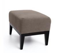 Čalouněný taburet AVA Holly TAB - výběr látky a noh